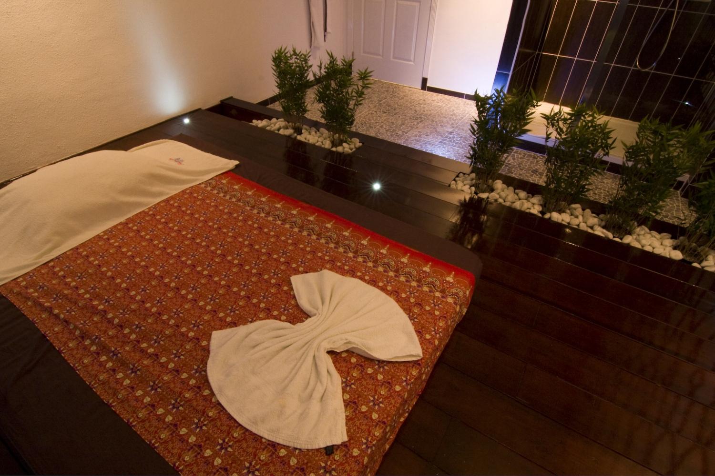 Massage in kamer 39 tokyo 39 uden 1 persoons manadrin spa - Spa kamer ...